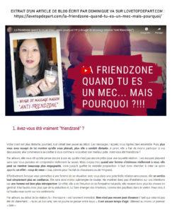 Rédaction Web - Dominique VA - Article Court