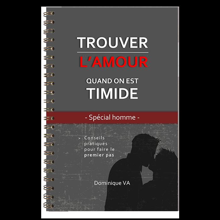 """Ebook : """"Trouver l'amour quand on est Timide"""""""